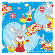 Custom Good Cartoon Heat Transfer Paper For Babywear