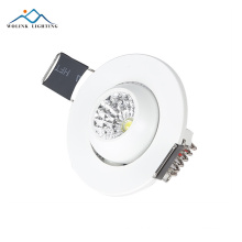 hot sale 15w led downlight ceiling round led light recessed low profile led downlights