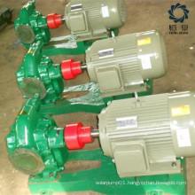 KCB Hydraulic high density hot oil boss hydraulic gear pump
