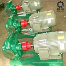KCB Bomba de engrenagem hidráulica hidráulica de alta densidade de óleo quente