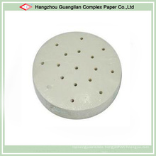 Silicone Steaming Paper Steamed Stuffed Bun Pad Paper Steamer Paper