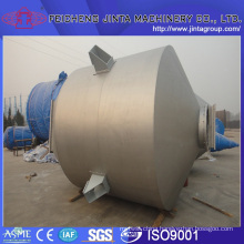 CE & Asme Approved Stainless Steel Pressure Vessel for Chemical Use