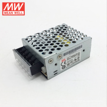 MEANWELL 15W 5V Schaltnetzteil 3a mit UL CUL RS-15-5
