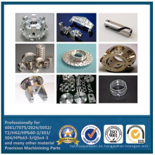 Fabricante de China del CNC de las piezas de aluminio que trabaja a máquina (WKC-309)