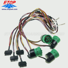 J1939M Type II to molded Molex 43025 A