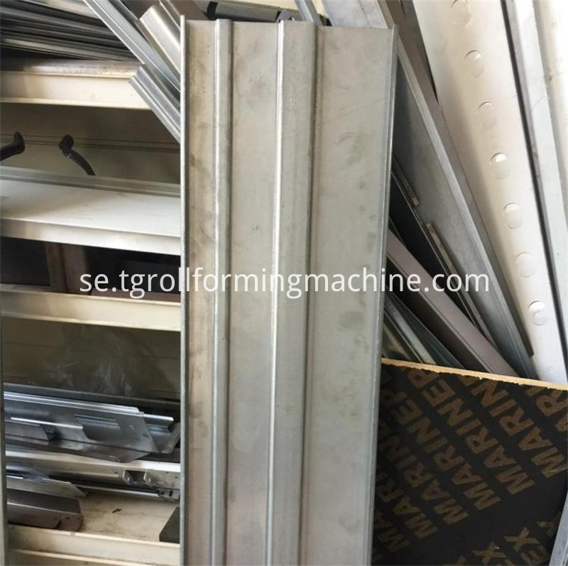 Refrigerator Side Panel Rolling Forming Line