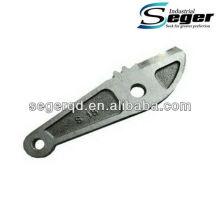 Pieza de acero de forja de alta calidad