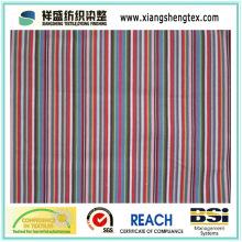 Garn-gefärbte Baumwolle mit Umweltschutz