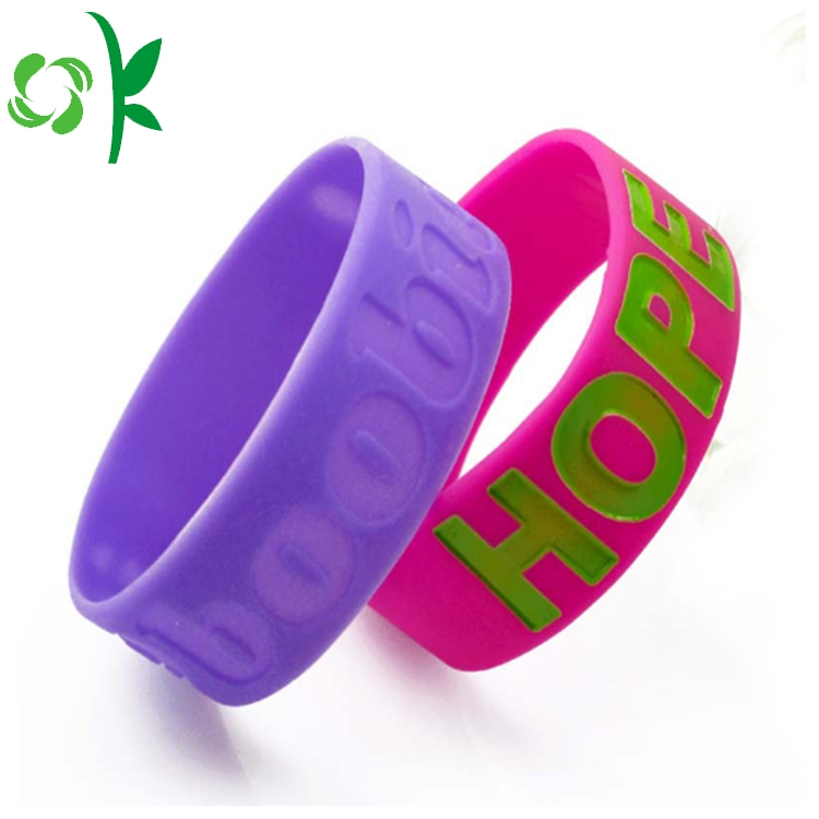 Dilated Silicone Bracelet
