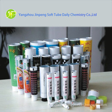 Toothpaste Tubes Aluminum Tubes with Offset Surface Handling