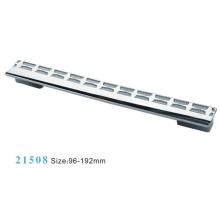 Hardware da mobília da liga do zinco puxa o punho do armário (21508)