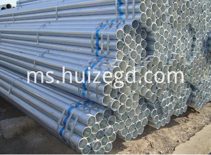 A53 GRB Galvanized Pipe