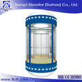 TRUMPF Glass Elevator With Small Machine Room