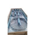 Échangeur de chaleur à compresseur GNC avec protection de ventilateur