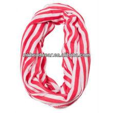 2013 Fashion Printed 100% Polyester Voile bucle bufanda para damas