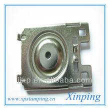 Partie de poinçonnage de métal personnalisée en Chine largement utilisée