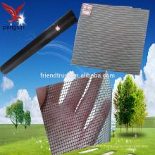 Écran de fenêtre en fibre de verre polyester / PVC