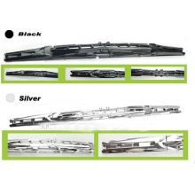 Universal Double Wiper Blade for Perfomance 16′′/18′′/20′′′ Plastic Wiper Blades for Brand Mazda 323 Car Styling