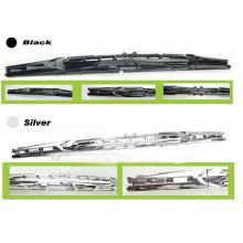 Universal Double Wiper Blade para Perfomance 16 '' / 18 '' / 20 '' 'Limpadores de plástico para marca Mazda 323 Styling para carro