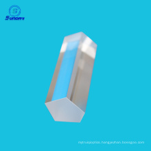 A=B=C 20mm sapphire fused silica penta angle prism optical glass