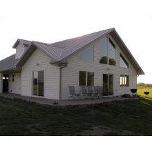 Maison résidentielle portative en acier (KXD-SSB1396)