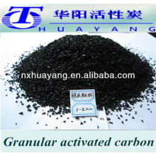 12x40 mesh coal based granular activated carbon