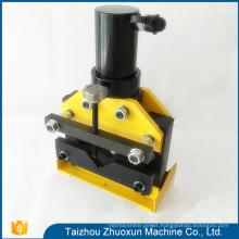 Durability Hydraulic Copper Bus Bar 50Hz Bending Busbar Processing Machine Tools