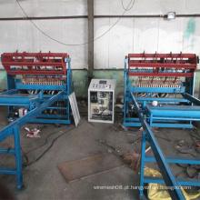 Máquina de folha de malha de arame soldada de construção