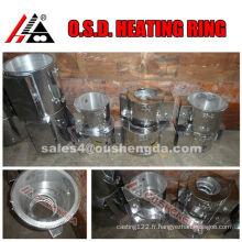 radiateurs électriques en fonte d'aluminium