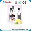 Adhesive label for bottles adhesive sticker