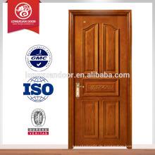 Fabrik Custom Feuer-hölzerne Türen, Single Swing Holz Tür