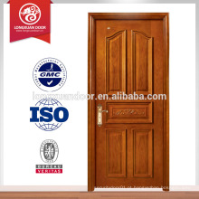 Fábrica Custom Fire-rated Wooden Doors, Single Swing Wood Door