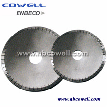 Hoja de corte de neumáticos de alto estándar de caucho