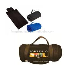 waterproof handle carry picnic blanket travel blanket