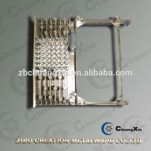 Сервопривод алюминиевого радиатора сплава литья под давлением
