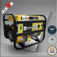 BISON(CHINA) Portable 2kw 50HZ 3000RPM Petrol Generator