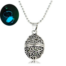 Newest Crystal Necklace Jewelry Pendant Necklace Lumionous Stone Necklace