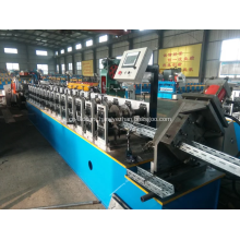 GI stainless Large span Perforated cable tray channel forming machine