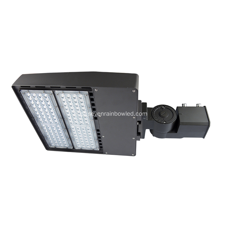 IP65 Waterproof Dimmable Led Shoe Box Light