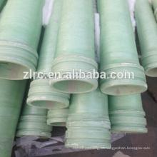fibra de vidro roving frp tubos de enrolamento tubos de alta resistência