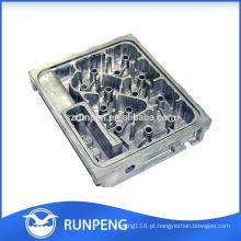 Alumínio de alta qualidade fundição cobrir para produtos de comunicação