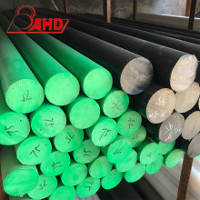 Resistente ao Desgaste HDPE Rod Ácido Alcalino Resistente