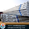 good quality bs1387 Galvanized steel pipe
