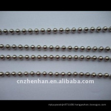 stainless steel ball bead chain-4.5mm metal ball chain-curtain accessory-roller blind chains
