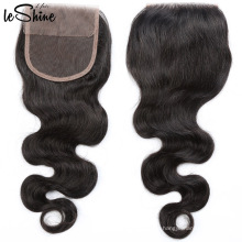 La cutícula superventas alineó las extensiones sin procesar del cabello humano del cierre indio al por mayor
