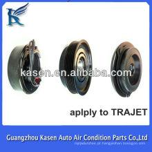 Alta qualidade 12v 5pk auto ac embreagem para partes de ar condicionado do automóvel do trajet
