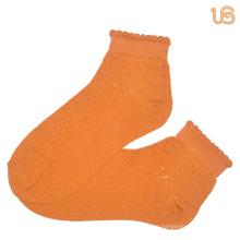 Women′s Comb Cotton Sock