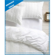 Premium Cotton Seersucker Duvet Cover Bedding Set