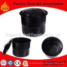 7.5qt esmalte Stock Pot Houseware Sunboat Cuatomized