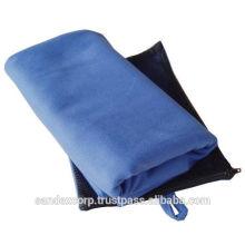 Solid Microfiber Beach Towel